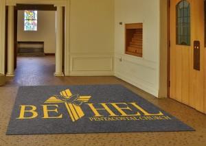 Bethel Church Rug