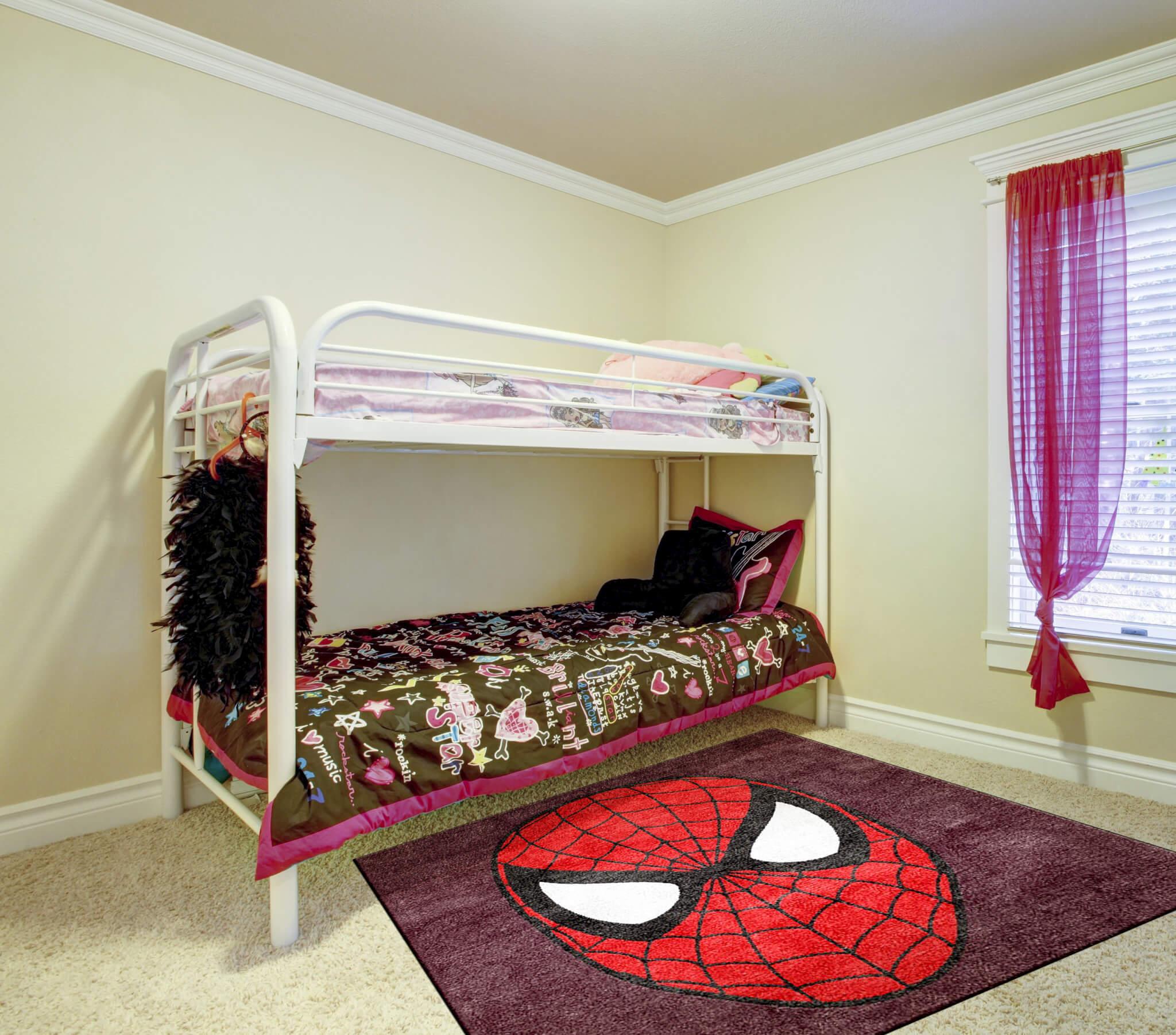 Buy Spiderman Children's Rug Online | Rug Rats